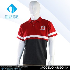 Arizona - Playeras tipo polo para uniformes