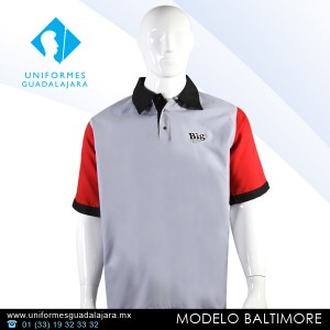 Baltimore - Uniformes Guadalajara