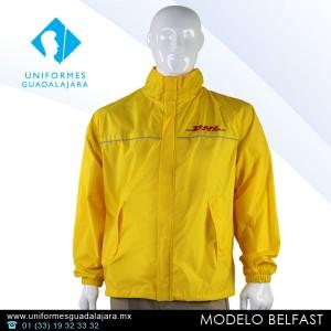 Belfast - Chamarras para uniformes