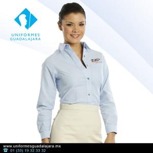 Blusas para uniformes de trabajo