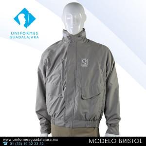Bristol - Chamarras para uniformes empresariales