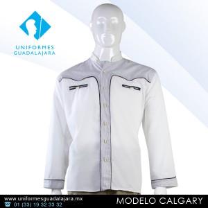 Calgary  - Camisas para restaurantes