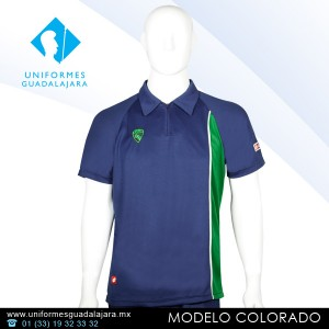 Colorado - Playeras polo para uniformes empresariales