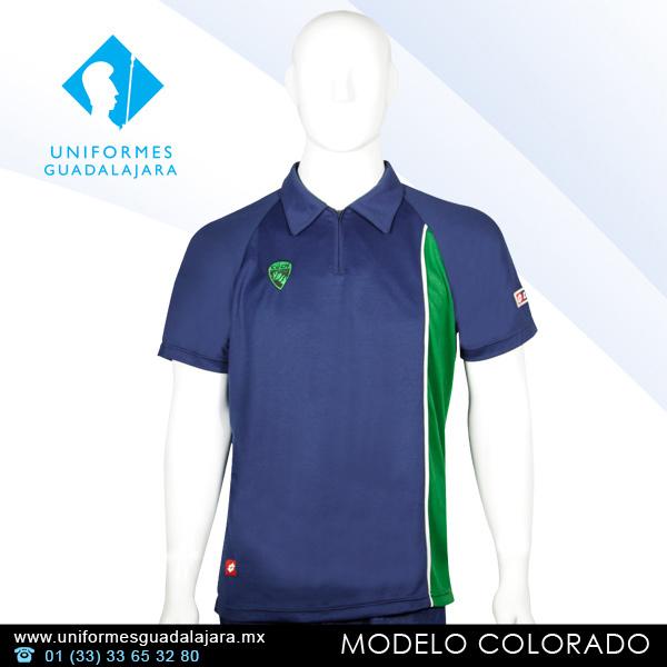 7724601f6688f Playeras tipo polo para uniformes - Uniformes Guadalajara