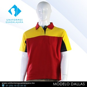 Dallas - Camisas polo para uniformes