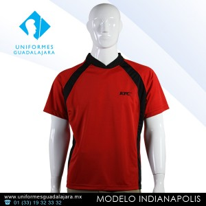 Indianapolis - Playeras tipo polo para uniformes