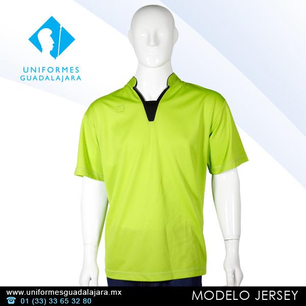 2f005b96b92b5 Playeras tipo polo para uniformes - Uniformes Guadalajara