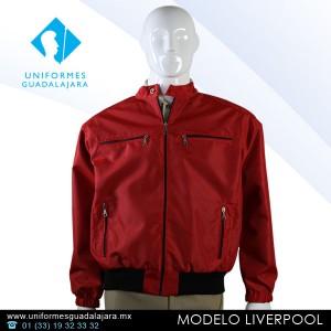 Liverpool - Chamarras para uniformes empresariales