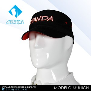 Munich - Gorras para uniformes de empresas