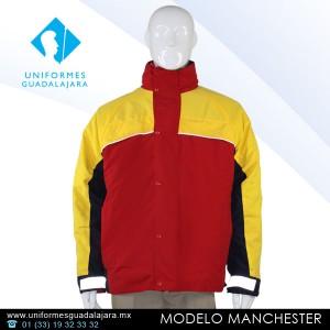 Manchester - Chamarras para uniformes de empresas