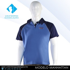 Manhattan - Playeras tipo polo para uniformes