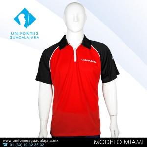 Miami - Polos para uniformes