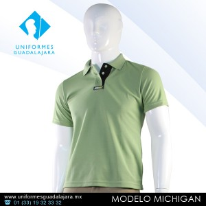 Michigan - Camisas tipo polo