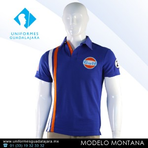 Montana - Playeras polo para uniformes