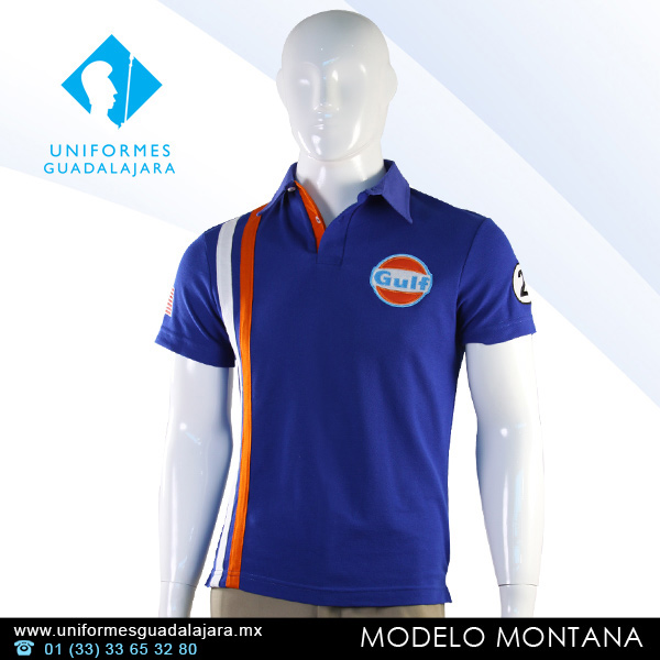 Playeras tipo polo para uniformes - Uniformes Guadalajara fefd606340705
