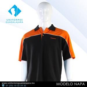 Napa - Playeras polo para uniformes
