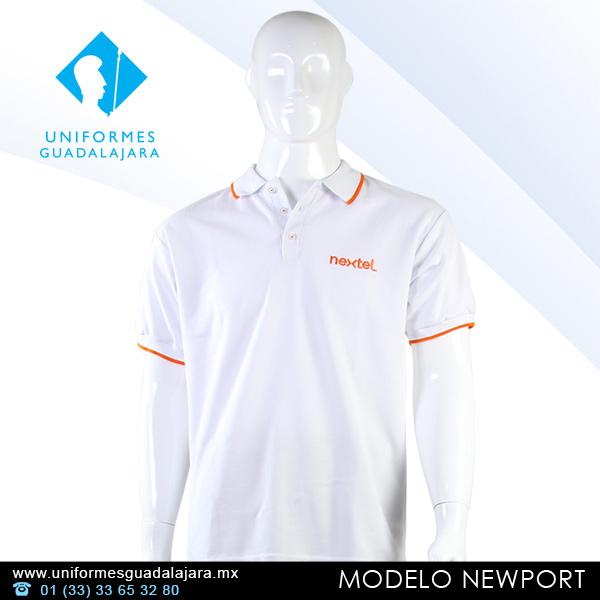 Camisas polo para uniformes - Uniformes Guadalajara 9c8145603fe7b