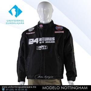 Nottingham - Chamarras para uniformes