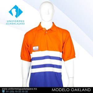 Oakland - Fabrica de Uniformes Playeras Polo