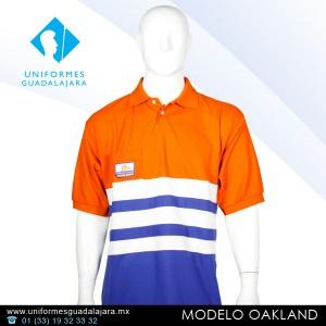 Oakland - Uniformes empresariales