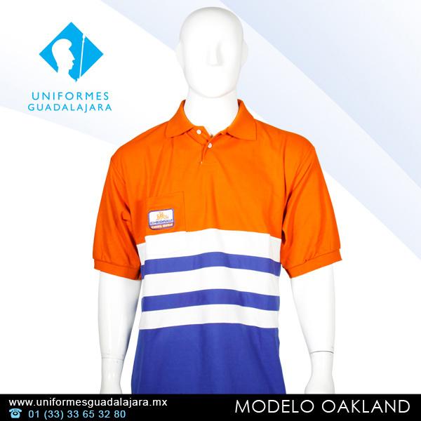 Newport – Playeras polo para personal. Oakland - Uniformes empresariales 71542e0c2f8bc