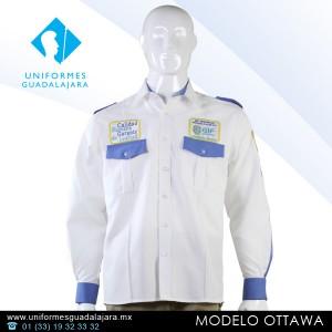 Ottawa - Uniformes para seguridad