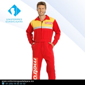Overoles para uniformes - Overoles para empresas