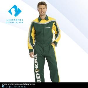 Overoles para uniformes - Uniformes Guadalajara