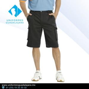 Pantalones para uniformes - Pantalones tipo bermuda