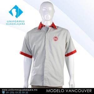 Vancouver - uniformes para empresas