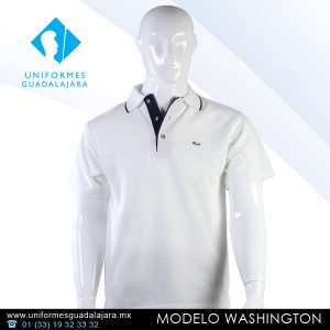 Washington - Fabrica de Uniformes Playeras Polo