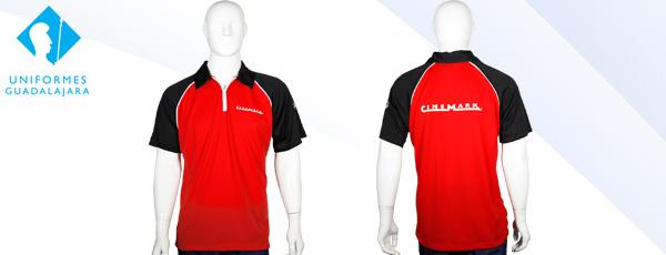 Uniformes bordados - Venta de uniformes