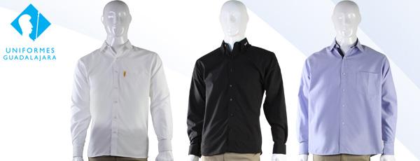 Venta de camisas para uniformes - Guadalajara