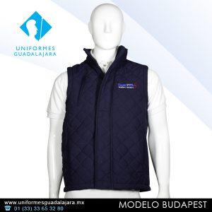 Budapest - chalecos para uniformes