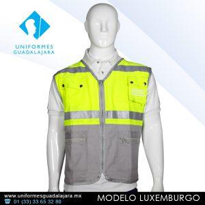 Luxemburgo - chalecos industriales