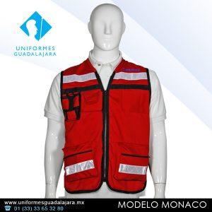 Monaco - chaleco de seguridad