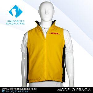 Praga - venta de chalecos para uniformes