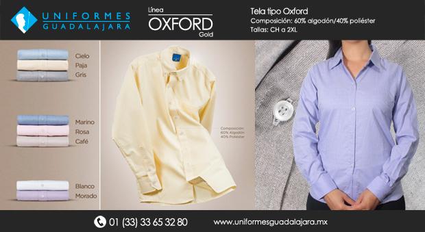 Camisas Oxford Uniformes Guadalajara