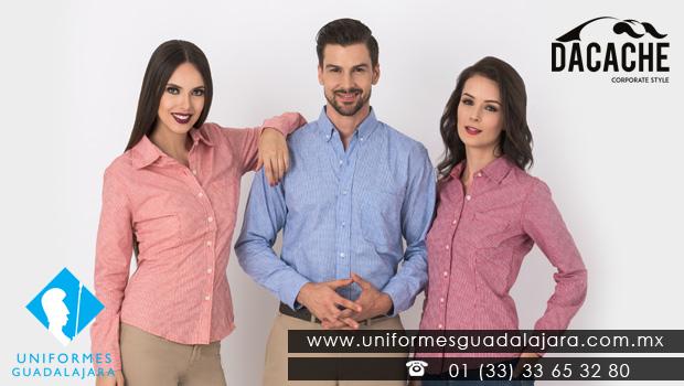 Camisas Dacache - Uniformes Guadalajara