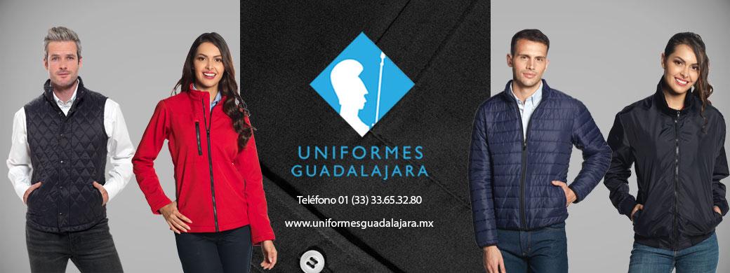 Uniformes Guadalajara - Chamarras y Chalecos Ejecutivos 2021